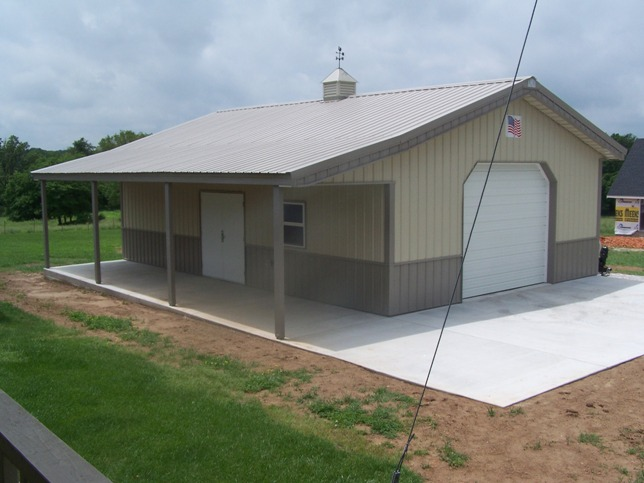 Commercial Metal Building Construction Cost