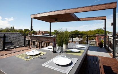 4 Things To Consider When Adding a Roof Deck