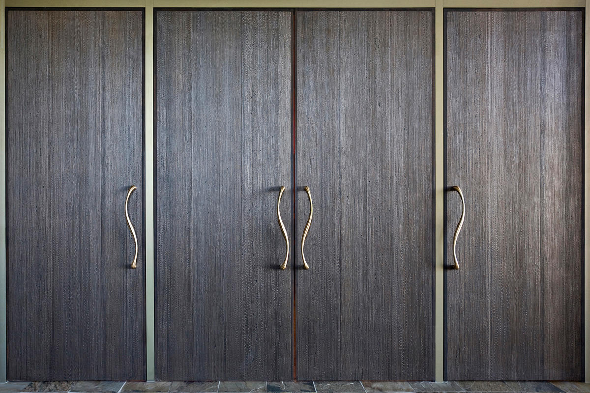 Safety and durability of metal doors