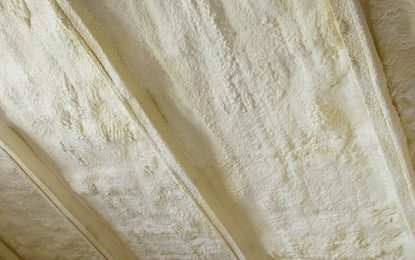 3 Reasons To Choose Spray Foam In Your New Home