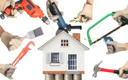 Summertime Home Improvements