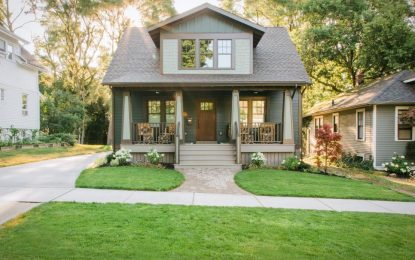 4 Ways to Increase Your Curb Appeal