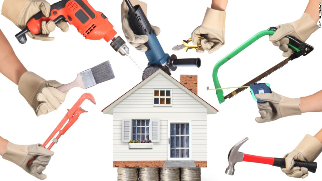 3 Home Improvements That Save Money and the Environment