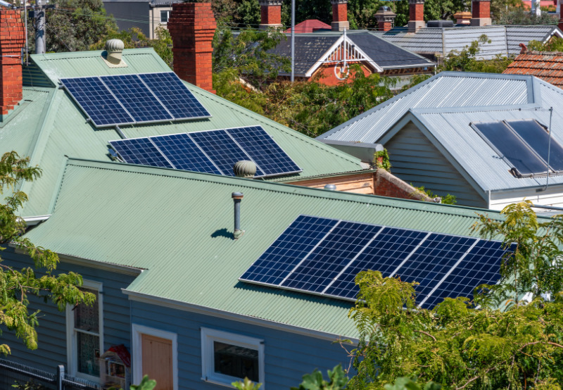 Install Solar in Home